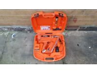 Paslode IM350 1st Fix Nail Gun in Good Condition