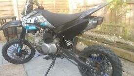 Welsh Pit Bike Z155