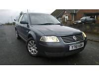 VW Passat petrol in grey, price reduced, spare/repair, see description for more info