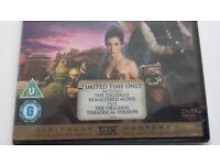 Star Wars Return of the Jedi Ltd. Edition Dvd
