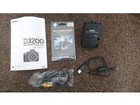 Nikon D3200 DSLR and Accessories
