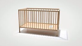 Beech Baby's First Cot
