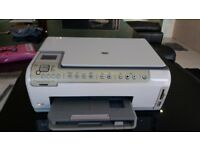 Hewlett packard coloured printer