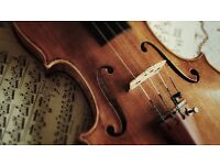 Experienced Violin Tutor Teacher Lessons