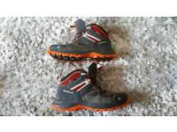 Adult hiking boots - size 8