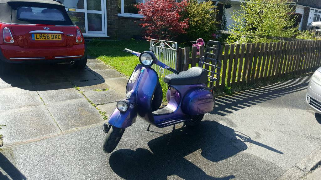 Classic Vespa Gl 1964 In Pudsey West Yorkshire Gumtree