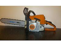 stihl ms230/c chainsaw