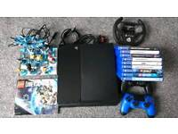 Sony PS4 console.