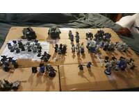 Warhammer (space marines/imperial guard/lord of the rings