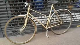 Retro Ladies Town Bike Vintage