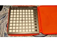 Novation Launchpad and Launch Control with cases!