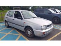 Vw Golf Automatic - V Low Miles - Long Mot CHEAP AUTO!!!
