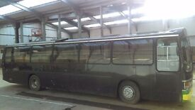 Leyland leopard 1980 cafe/motor home project