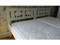 1 Ikea Kritter toddler bed
