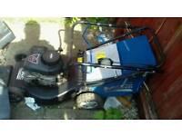Mac alister lawn mower