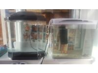 30 litre fish tanks x 2 Sold seperately