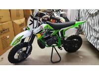 IMR racing .... 50cc motocross bikes