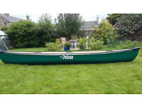 Canoe (Pelican 15.5) plus EXTRAS Super condition
