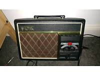 Vox Pathfinder with Digitech RP55 FX pedal with