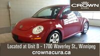 2007 BEETLE ONE OWNER ACCIDENT FREE