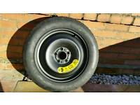 Ford 16inch space saver wheel and tyre.