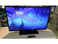 """Bush 40"""" LED TV with DVD Player"""