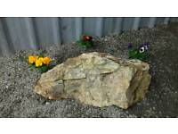 Welsh rustic garden stone / rocks FREE DELIVERY ad 1