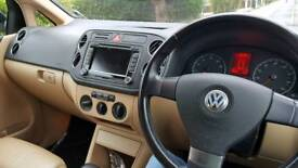Volkswagen Golf Plus TSI automatic low mileage, MUST SEE!!