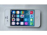 Apple iPhone 4. 8GB. White. EE/Orange Network