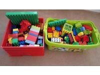 Huge Lego Duplo collection