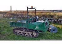 Tracked Dumper/Carrier/Dozer/Tractor Wanted