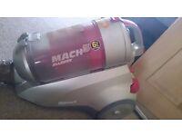 Vax Mach 3 bagless cleaner