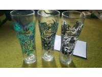 Limited Edition Grolsh Pint Glasses