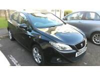 SEAT Ibiza 1.6 tdi sport Black 5dr