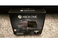 1TB Xbox One Console , BOXED, Hardly Used, Practically New Only £180!!!!