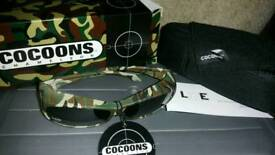 Cocoons Fit over Sunglasses for child or small/medium