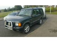 Land rover Discovery 2 Td5 4x4