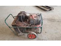 Diesel Welder/generator (110-240) 4kva