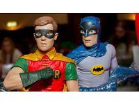 Retro Toys and Video Games Sales Fair - Collectorabilia