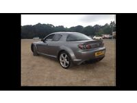 Mazda rx8 231 price reduced!!!