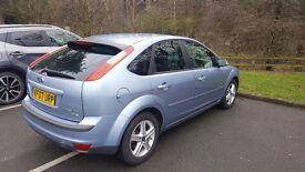 Ford Focus 2007 1.8 TDCI MOT till April 2018,