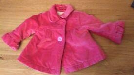 Baby J - Jasper Conran - Baby Girls Coat