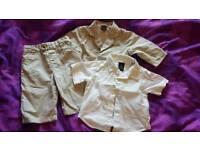 Next 3-6 month boys suit