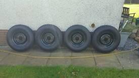 Land Rover Defender wheels for sale