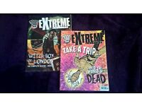 2000AD Xtreme Editions No. 20 & 21
