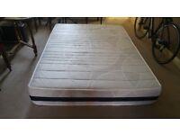 King Size Memory Foam Mattress For Sale (150 x 200cm)