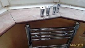 Used towel rail