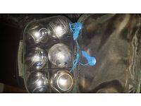 Boules 6 heavy balls