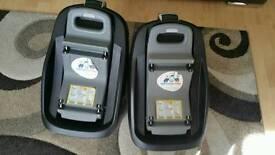 Maxi cosi familyfix isofix bases for cabriofix, pebble and Pearl car seats