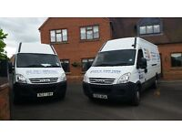 M Hall removals, man & van hire & storage